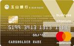 玉山銀行 雙幣信用卡