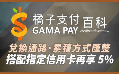 【橘子支付】橘子支付信用卡消費繳費5.5%/7-11 20%回饋|信用卡 行動支付